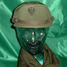 Militaria: GORRA E.T. FAENA. Lote 190225836