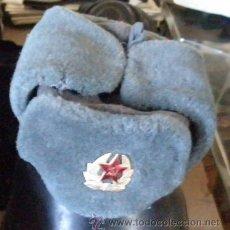 Militaria: CHAPKA RUSA TALLA 58. Lote 11888932