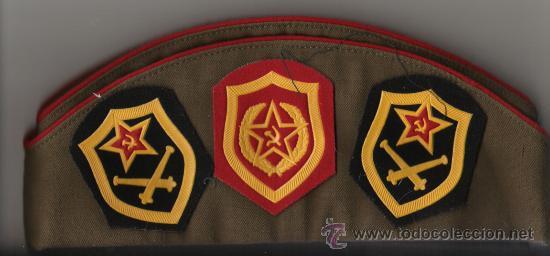 RARO GORRO RUSO (Militar - Boinas y Gorras )
