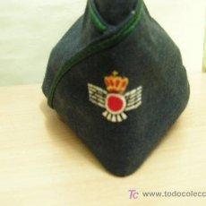 Militaria: GORRA DE PLATANO, AVIACION, MODELO 2, TALLA 56. Lote 22800541