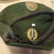 Militaria: BOINA DE LA COES, PARCHE SUELTO, SIN TALLA. Lote 144997116