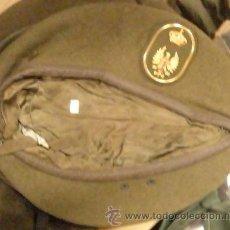 Militaria: BOINA EJÉRCITO DE TIERRA, TALLA 57. Lote 13891425