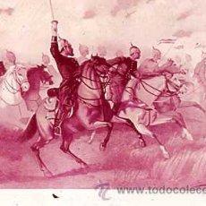 Militaria: DIAPOSITIVA DEL EJERCITO Y ARMADA DE ESPAÑA AÑO 1884 Nº9. Lote 14005130
