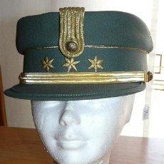 Militaria: GORRA TERESIANA CAPITAN AÑOS 70. Lote 27601325