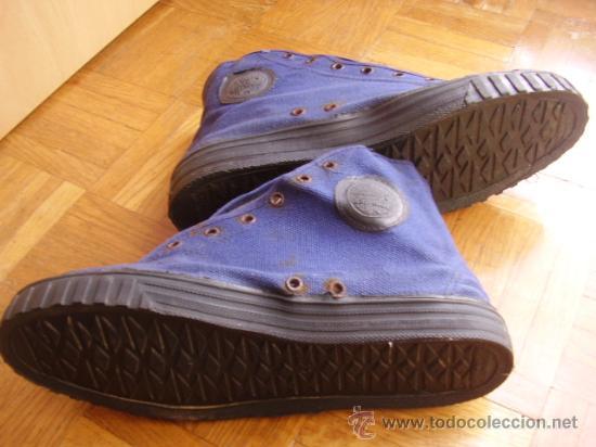 Militaria: Zapatillas azules deporte. Ejército del Aire - Foto 3 - 26441200