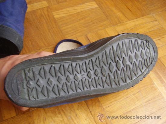 Militaria: Zapatillas azules deporte. Ejército del Aire - Foto 4 - 26441200