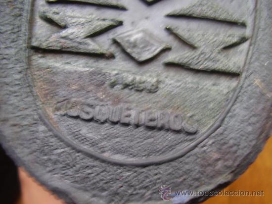 Militaria: Zapatillas azules deporte. Ejército del Aire - Foto 5 - 26441200