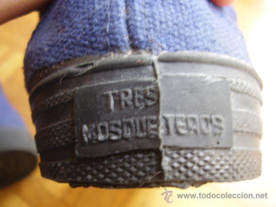 Militaria: Zapatillas azules deporte. Ejército del Aire - Foto 6 - 26441200