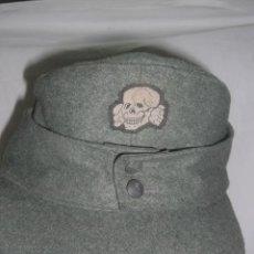 Militaria: IIWW. ALEMANIA. WAFFEN SS. GORRA MONTAÑERA.. Lote 27591966