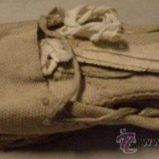 Militaria: ZAPATILLAS DE MILICIANO, 24 CMS DE SUELA. Lote 16453886
