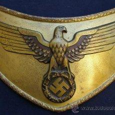 Militaria: GOLA ALEMANA DE ABANDERADO DEL NSDAP. ÉPOCA III REICH. SIN CADENA, PERO EN. Lote 26417879