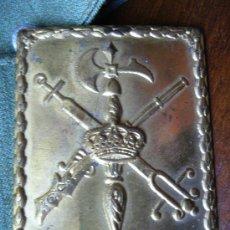 Militaria: CINTURÓN ANTIGUO DE LA LEGIÓN. Lote 26803257