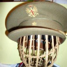Militaria - GORRA PLATO ALFEREZ EJERCITO DE TIERRA epoca de Franco - 18742953