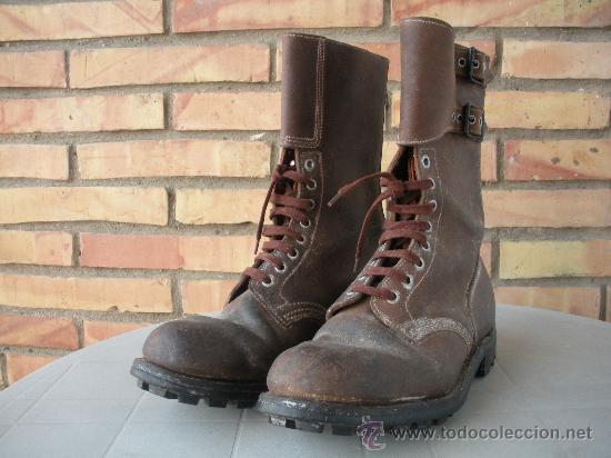 Botas ejercito frances. modelo semejante botas - Vendido en Venta ... 75e705ce568ab