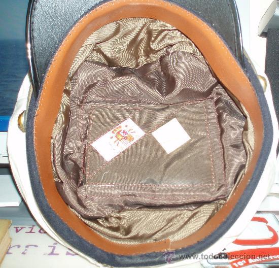 Militaria: gorra marino años 60 - Foto 2 - 26783308