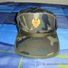 Militaria: GORRA MILITAR EJERCITO ESPAÑOL. Lote 27020671