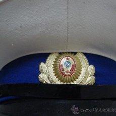 Militaria: GORRA DEL EJERCITO SOVIETICO. Lote 23998512