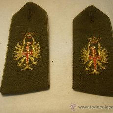 Militaria: PALAS BORDADAS EJERCITO FRANCO. Lote 26715294