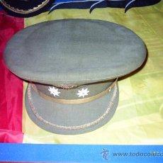 Militaria: GORRA DE TENIENTE CORONEL. Lote 25679544