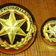 Militaria: BOTONES INSTITUTO MILITAR DE ?????. Lote 27508717