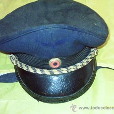 Militaria: GORRA DE FERROCARRIL REICHSBAHN III REICH . Lote 24369736