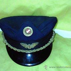 Militaria: GORRA DE FERROCARRILES DE AUSTRIA. Lote 25720405