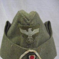 Militaria: ALEMANIA. GORRO DE LA HEER. INFANTERÍA. II GUERRA MUNDIAL. . Lote 26302794