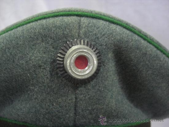 Militaria: Alemania. Gorra de Policía. II Guerra Mundial. - Foto 3 - 26302798