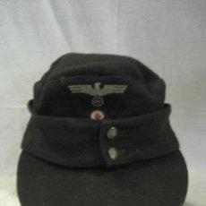 Militaria - Gorra alemana. II Guerra Mundial. - 26574894