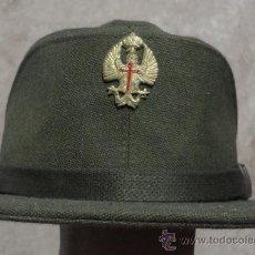 Militaria: GORRA DE PASEO, TALLA 56. Lote 22509161