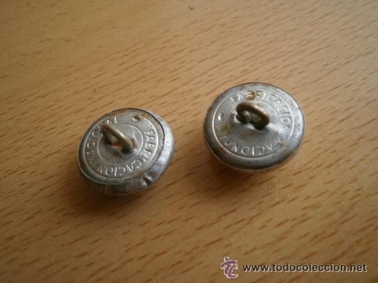 Militaria: Botones pequeños. Policía Armada - Foto 2 - 27158170