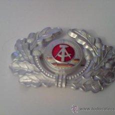 Militaria: COCARDA DE GORRA ALEMANA. Lote 26355830