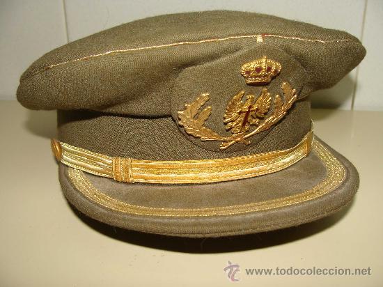 gorra militar. ejército español. talla 56-57. g - Comprar Boinas y ... 342f3333329