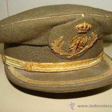 Militaria: GORRA MILITAR. EJÉRCITO ESPAÑOL. TALLA 56-57. GORRAS PALMA, MÁLAGA. . . Lote 24600572
