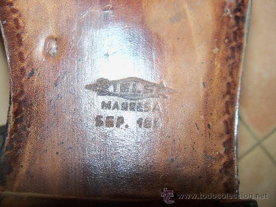 Militaria: botines años 40 - Foto 3 - 24610923