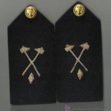 Militaria: MARINA GUERRA ESPAÑOLA. ARMADA ESPAÑOLA. MAESTRANZA. 3ª SECCIÓN. OBRERO DE 2ª. 1965 / 1970 APROX.. Lote 26356549