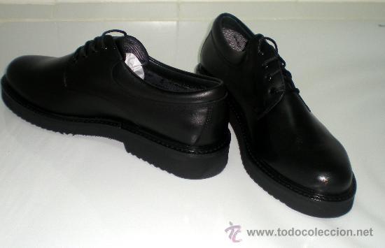 baratas para la venta Venta de descuento 2019 muy elogiado Zapatos policia o vigilante seguridad nuevos de - Vendido en ...