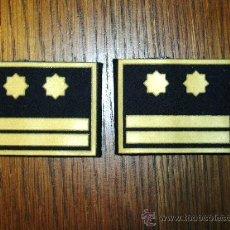 Militaria: MANGUITOS DE BOMBERO. Lote 137376014