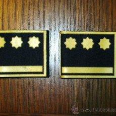 Militaria: MANGUITOS DE BOMBERO CATALUÑA. Lote 25106980