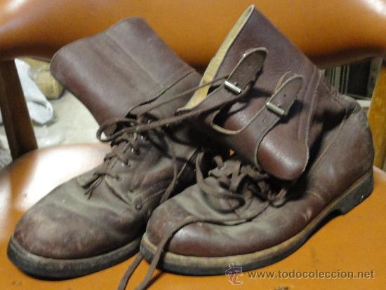 botas marrones de 2 2 de hebillas talla 40 41. para Comprar Botas 829df6