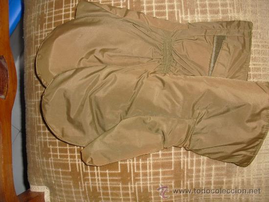 MANOPLAS EJERCITO (Militar - Otros relacionados con uniformes )