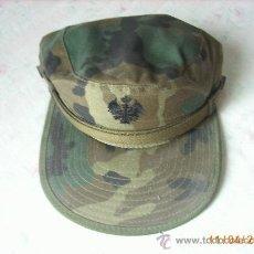 Militaria: GORRA MILITAR EJERCITO TIERRA TALLA P. Lote 26040740