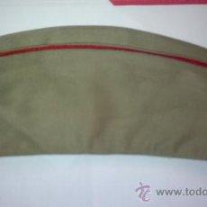 Militaria: GORRO DE CUARTELERO. Lote 57041774