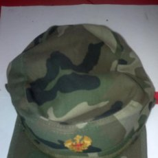 Militaria: GORRA DEL EJERCITO NUEVA. Lote 27368997