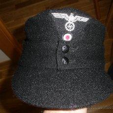 Militaria - EXCELENTE FELDMUTZEN M43 DE LAS TROPAS PANZER - 27694073