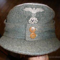 Militaria - feldmutzen m43 de las waffens xx de oficial - 27719316