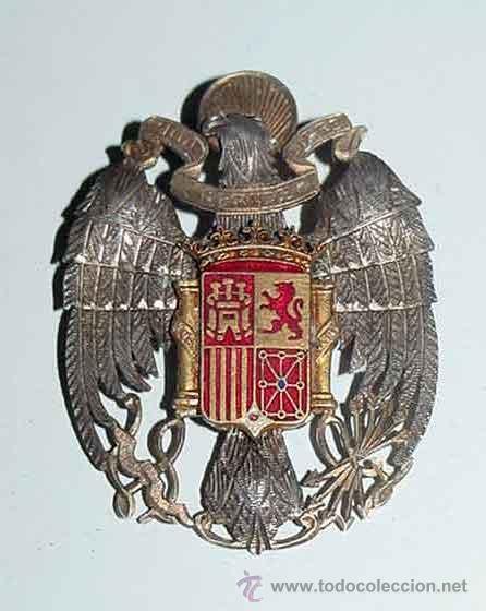 Militaria: Antigua gorra del Regimiento de la Guardia de S.E. El Jefe del Estado (Francisco Franco) - fabricada - Foto 11 - 27512211