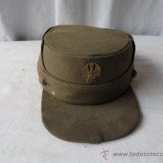 Militaria: ANTIGUA GORRA MILITAR. TALLA 56.. Lote 148694762