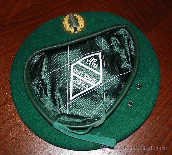 Boina verde de la compañía de operaciones espec - Vendido en Venta ... ec8be0be405