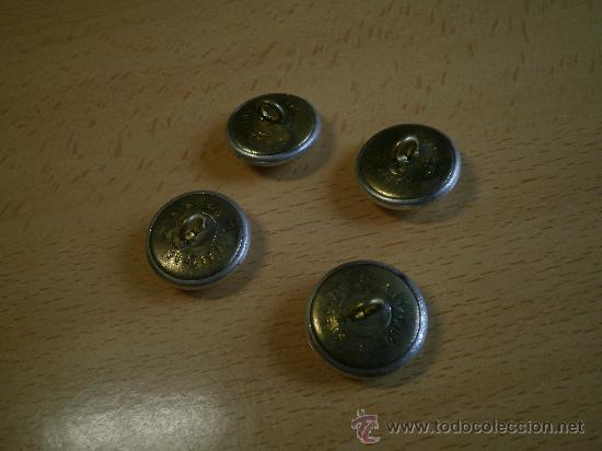 Militaria: Botones Guardia Civil. Alfonso XIII - Foto 2 - 29187853